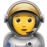 astronaut emoji
