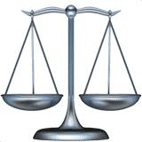balance-scale emoji