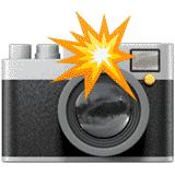 camera-with-flash emoji