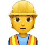 construction-worker emoji