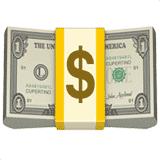 dollar-banknote emoji