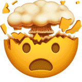 exploding-head emoji