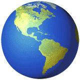 globe-showing-americas emoji