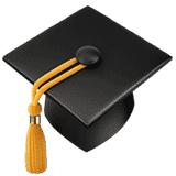 graduation emoji