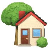 house-with-garden emoji
