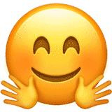 hugging-face emoji