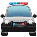 oncoming-police-car emoji