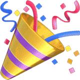 party-popper emoji