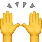 raising-hands emoji