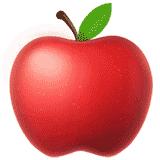 red-apple emoji