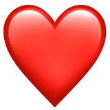 red-heart emoji