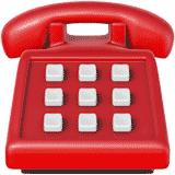 red-telephone emoji