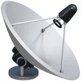 satellite-antenna emoji