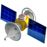 satellite emoji