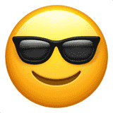 smiling-face-with-sunglasses emoji